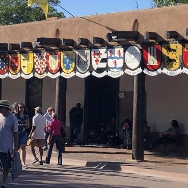 Festa Time in Santa Fe