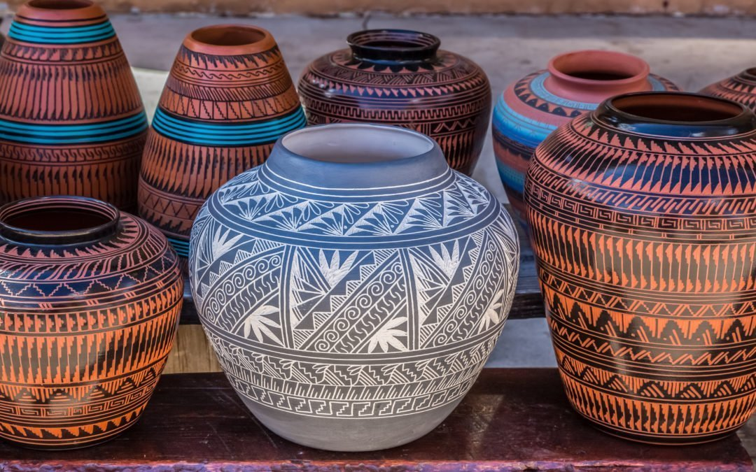 Native Pottery