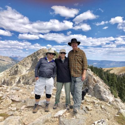 Hike to Deception Peak