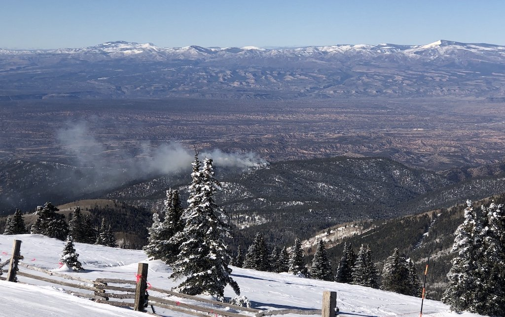 First Ski Day !